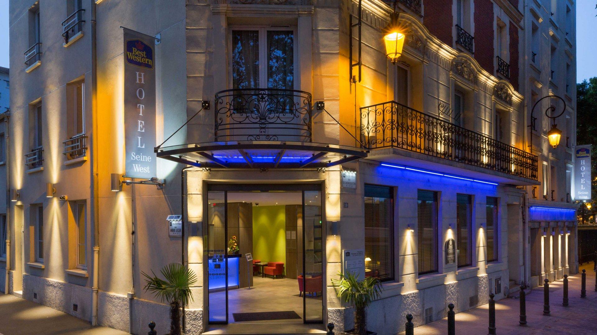 Best Western Seine West Hotel Puteaux